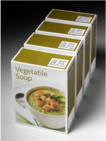 Vegetal soup Tradex