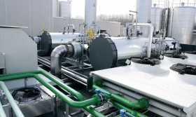 Impianto di cogenerazione per industria casearia1