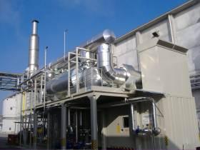 Impianto di cogenerazione per industria casearia2