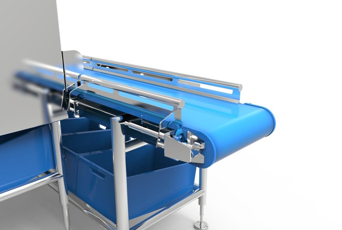 new standard for hygienic conveyor belt. Black Bedroom Furniture Sets. Home Design Ideas