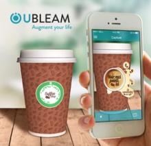 El Grupo Gualapack entra en el mundo de la realidad aumentada con Ubleam anteprima