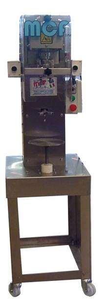 AVVITATRICE semiautomatica ATC400 per tappi a vite in alluminio