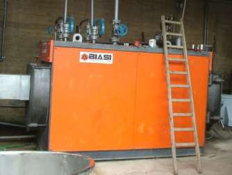 CALDAIA produzione di acqua calda Marca BIASI