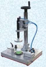 CAPSULATRICE semiautomatica per Capsule twist-off