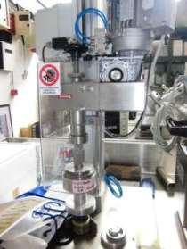 CAPSULATRICE twist-off semiutomatica
