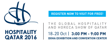 Hospitality Qatar 2016 Pre-Show Conference Launched at