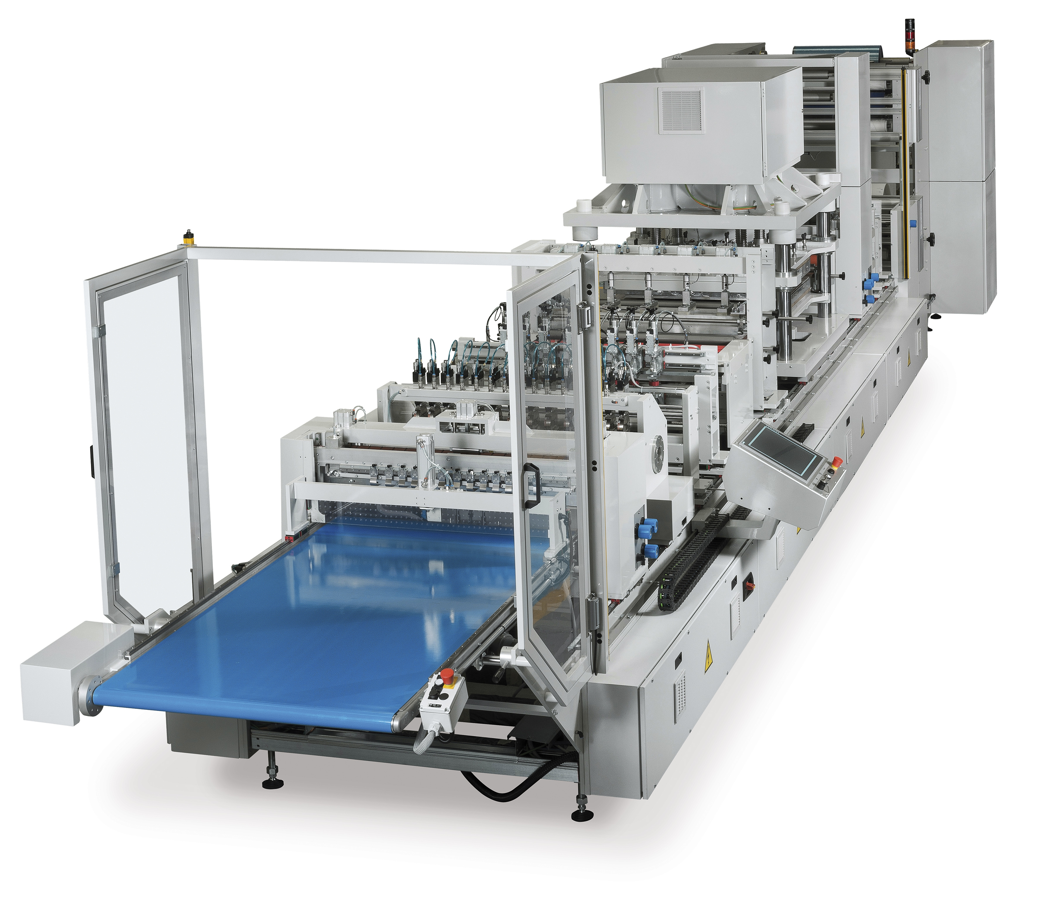 Elba Spa Pouch Making Machines