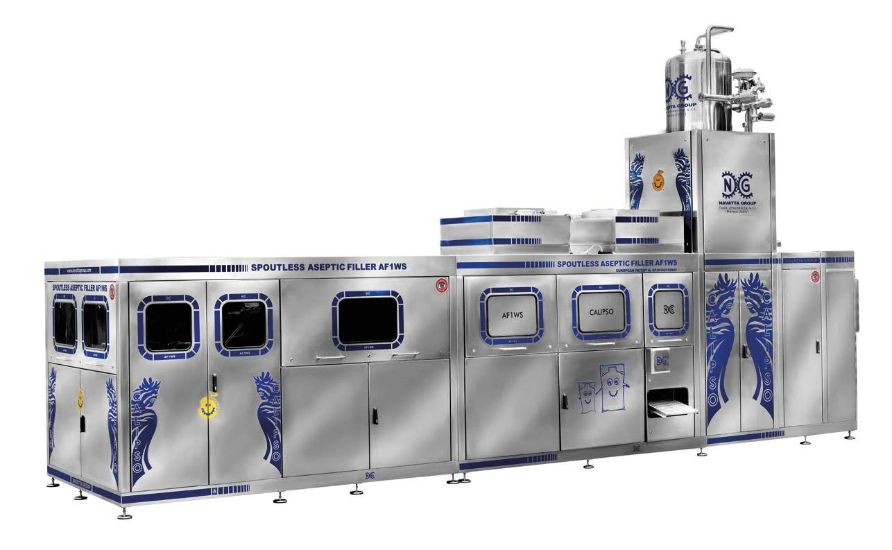 Fruit and vegetable processing lines |